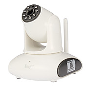 EasyN - Trådløs 720P Network Camera med Plug and Play