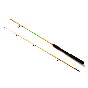 Orange Shank 1.80M Two Section Spinning Fishing Rod