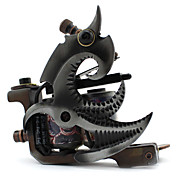 Cast-Iron Wire-Cutting Tattoo Machine Gun of Liner