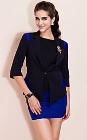TS Flower Brooch Blazer (More Colors)