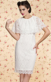 TS VINTAGE Shawl Lace Dress