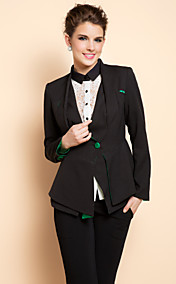 TS Wasp Waist Ruffle Blazer
