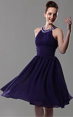 ELISKA - Vestido de Casamento e Madrinha em Chifon
