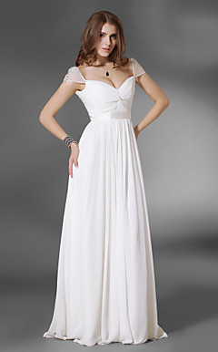 YENTE - Kleid fr Abendveranstaltung aus Chiffon