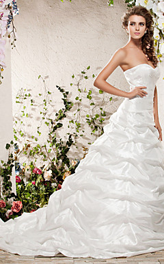CANDANCE - Robe de Marie Taffetas
