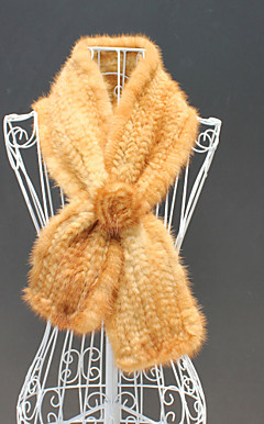 Gorgeous Mink Fur Party / Evening Scarf / Wrap (More Colors)
