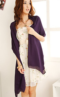 Nice Chiffon Evening/Casual Shawl(More Colors)
