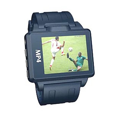  1,8 pollici schermo watch MP4 / MP3 / 2G (blu) s818-2
