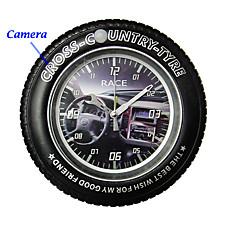 venta al por mayor 4gb estilo de reloj de la cámara con sensor de movimiento