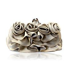 vente en gros superbe sac de soirée en satin shell sac à main d'embrayage (0438-149h41)
