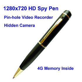 Spy Pen Camera Review