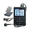 2 GB MP4 Player con schermo 2.4 pollici TFT / style moda (bcm179)