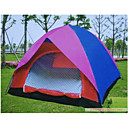 Two People Twin Size Tent+ Moisture Resistant Pad+24 LED Tent Light (HYYP227)(Start From 10 Units)