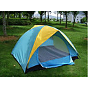 Three People Twin Size Tent+24 Round Portable Tent Light (HYYP207)(Start From 10 Units)
