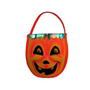 "HALLOWEEN TRICK OR TREAT ""GHOST"" BAG /Orange (WSJY039)(Start From 50 Units)-Free Shipping"