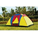 Eight People Super Width Outdoor Camping Tent (HYYP115)(Start From 5 Units)