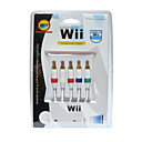 voor de nintendo wii component hi definition kabel (gm263) (vanaf 50 stuks)