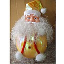 Santa Clause Christmas Ornament (LR038) (Start From 30 Units)-Free Shipping
