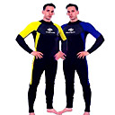 """Men's Scuba Diving Long Wet Suit Size:S / M / L / XL / XXL / XXXL, (QSY046) -Free Shipping"