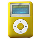 1GB MP3 Player - Small Size Like Nano / Yellow (YYPD011)