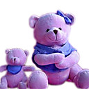 Mom & Baby Bear Purple Bear (KDX003) (Start From 20 Units)-Free Shipping