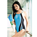 Regular Athletic One Piece Hi-neck Slender Swimwear (YZ8461)