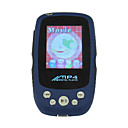 2gb de 1,8 polegadas MP3 / MP4 player com funo fm m4135 (incio a partir de 5 unidades) frete grtis