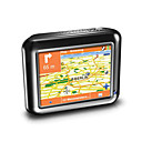3.5-inch Portable Car GPS Navigator with FM Transmitter Function GPS6087B (SZC238)