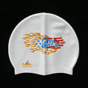 Yingfa Silicone Swim Caps White (PJ005)