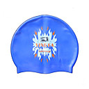 Yingfa Silicone Swim Caps Blue (PJ003) (Start From 10 Units) Free Shipping