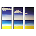 Oil Painting Beach - Life - 3PC Canvas Set (SZH470) (Start From 5 Units) Free Shipping