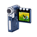 Youtube-FriendlyDigiLife DDV-V2 5.0MP CMOS - 2.4-inch TFT LCD - PMP Digital Camcorder