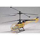 SYMA lama 3 canales interiores de helicpteros rc radio control remoto helicptero rtf