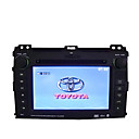 Car DVD Player FOR TOYOTA PRADO GPS Function