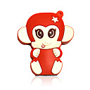 4GB Cute Lovely Cartoon Mp3 Player with Monkey Case M3113 (SZM124)