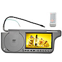 7-inch Sunvisor Monitor with DVD / FM / USB &amp; SD Function TY-308