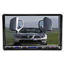 7-inch Touch Screen 2 Din In-Dash Car DVD Player TV and Bluetooth Function XD-7268