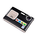 ViviKai DC-T90 8.0MP (Via Interpolation) Digital Camera with 3.0 inch TFT LCD (SZW492)
