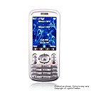 MT389    Dual Card Dual Band Touch Screen  Cell Phone Silver (Not For U.S/Canada) (SZR413)
