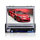 7-inch touch screen 1 din auto dvd speler tv en bluetooth-functie 8608