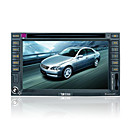 ecrã táctil de 7 polegadas, 2 din no painel do carro dvd player rts-T621 (szc600)