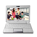 ASUS 7 &amp;quot;Eee PC 4G NETBOOK-Intel Celeron M 353 - 512MB DDR2-ssd 4gb - linux (Pearl White)