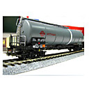 HO Scale Train Model-Ermewa Oil Tanker
