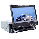7-inch Touch Screen 1 Din In-Dash Car DVD Player TV and Bluetooth Function