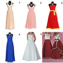 Unique and Fashionable Dresses for Wedding / Party  6 Pieces Per Package  (HSQC023)