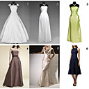 Unique and Fashionable Dresses for Wedding / Party  6 Pieces Per Package (HSQC063)