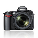 Nikon D90 D-SLR body 12.9mp hdmi / live view camera met 3,0 inch LCD-scherm (szw748)