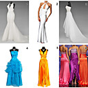 Unique and Fashionable Dresses for Wedding / Party  6 Pieces Per Package (HSQC093)