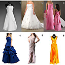 Unique and Fashionable Dresses for Wedding / Party  6 Pieces Per Package (HSQC092)