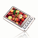 4 GB de 2,8 pulgadas de MP3 / MP4 Players con cámara digital de plata (szm173)